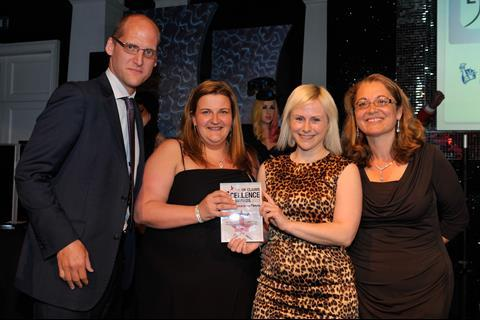 UK Claims Excellence Awards 2013 Fraud Prevention Initiative of the Year
